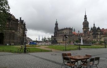 Театральная площадь Дрездена