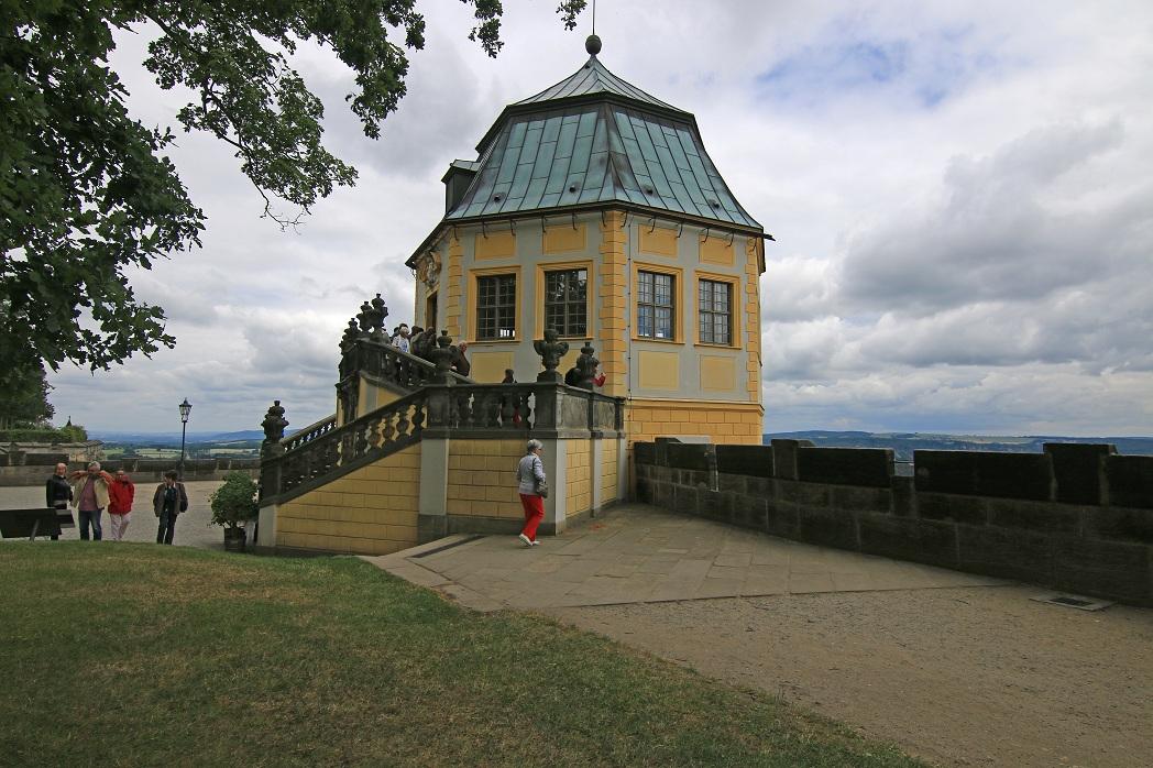 Замки Саксонии
