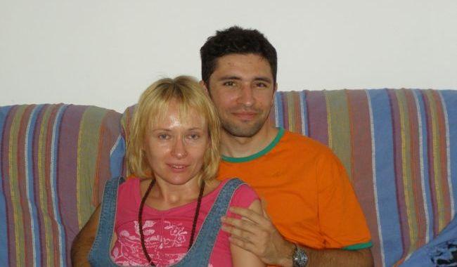 наташа и женя