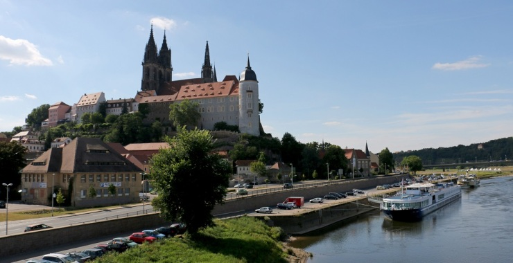Мейсен - древняя столица Саксонии