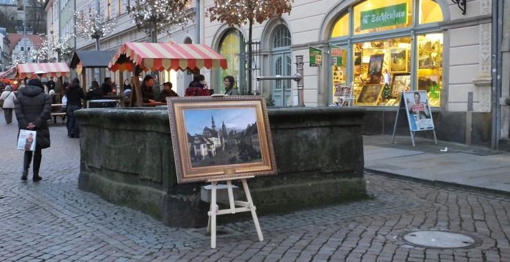 Ярмарка. Пирна, Германия.