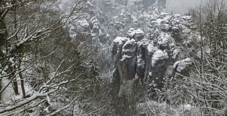 Отдых в Германии зимой.