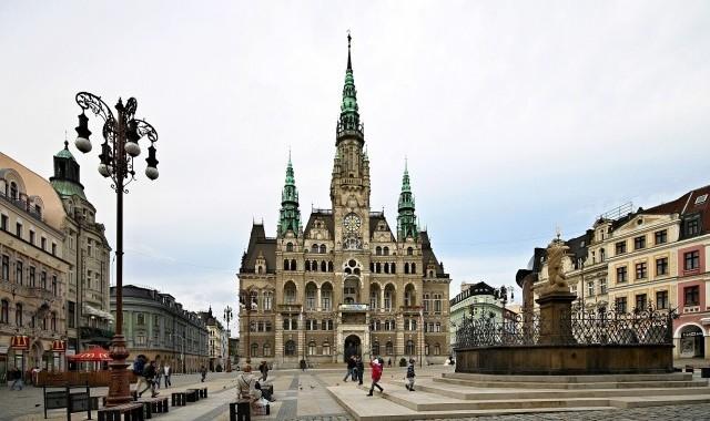 Либерец. Чешская Республика.
