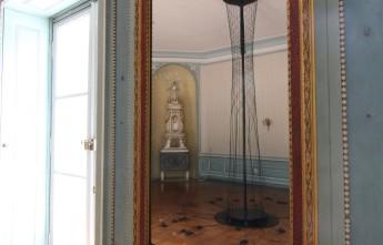 Зеркало. Отражение. Пильнитц. Дрезден.