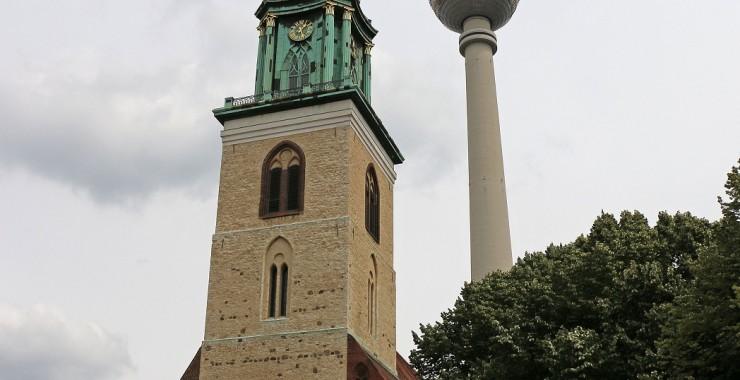 Мариенкирхе. Пляски смерти | Туры по Германии