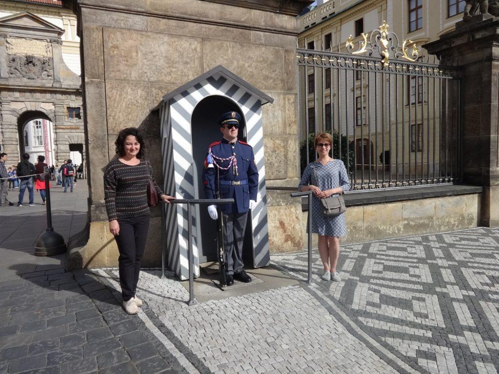 Ольга и Наталия. Прага. Тур в Чехию и Германию.