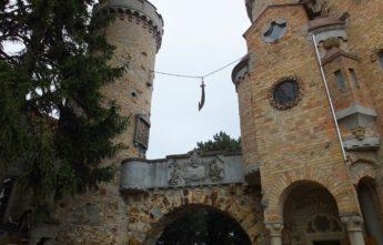 Легендарный меч. Замок Бори.