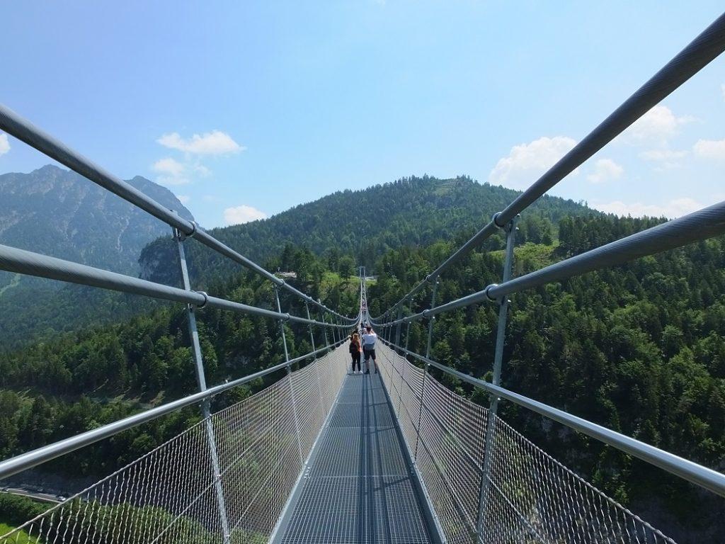 Мост Хайлайн 179. Тироль. Австрия.