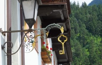 Просто ключ. Южная Бавария.