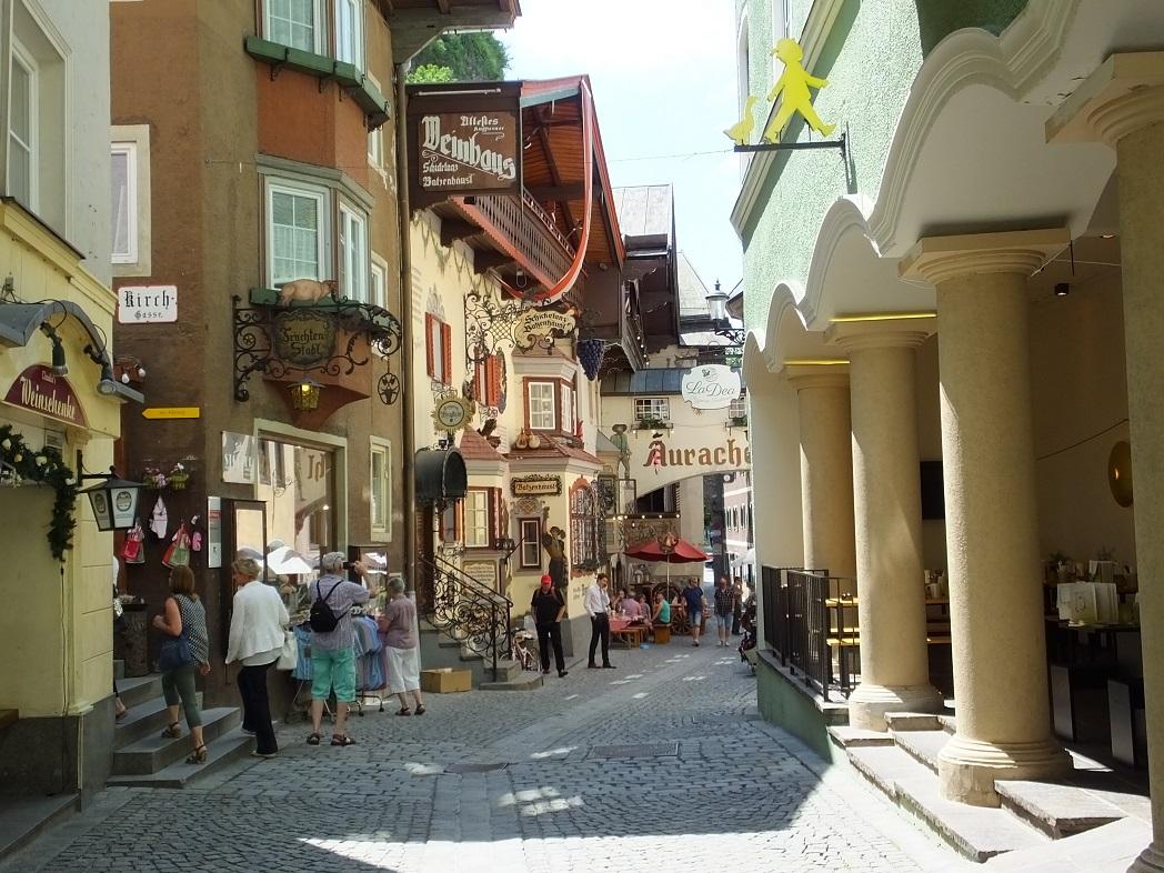 Организованный тур в Тироль