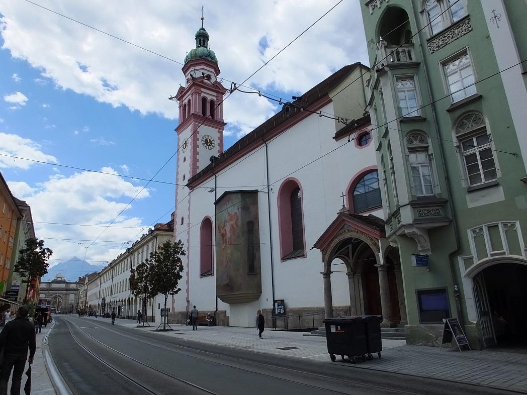 Тирольские городки