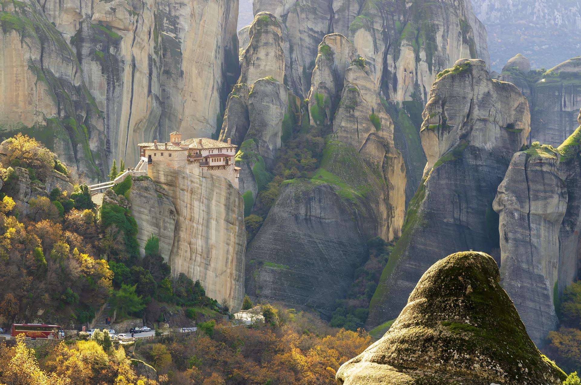Организованный тур в Грецию